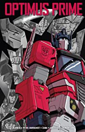 Transformers: Optimus Prime Tome 5