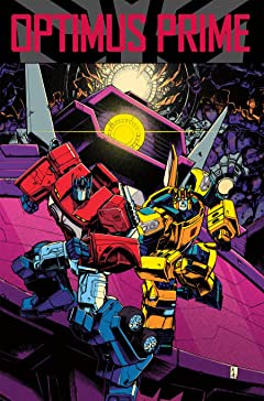 Transformers: Optimus Prime Vol. 5