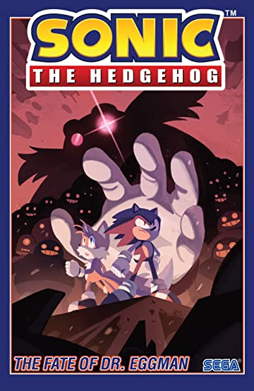 Sonic the Hedgehog Tome 2: The Fate of Dr. Eggman