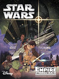 Star Wars: The Empire Strikes Back Graphic Novel Adaptation