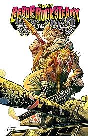 Teenage Mutant Ninja Turtles: Bebop & Rocksteady Hit the Road!