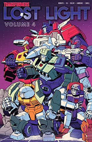 Transformers: Lost Light Vol. 4