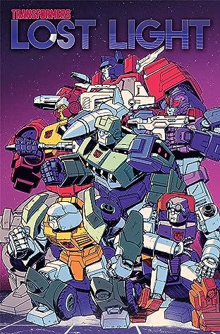Transformers: Lost Light Vol. 4