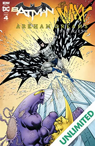 Batman/The Maxx #4 (of 5)