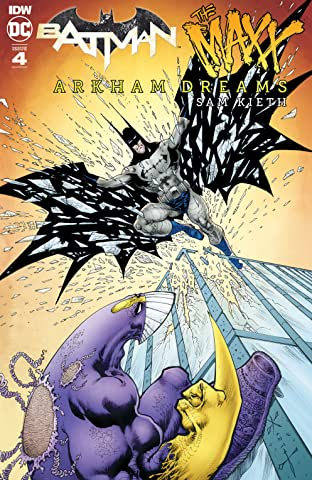 Batman/The Maxx No.4 (sur 5)
