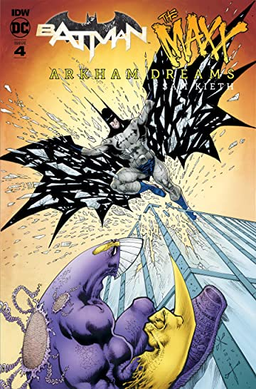 Batman/The Maxx #4 (of 5)
