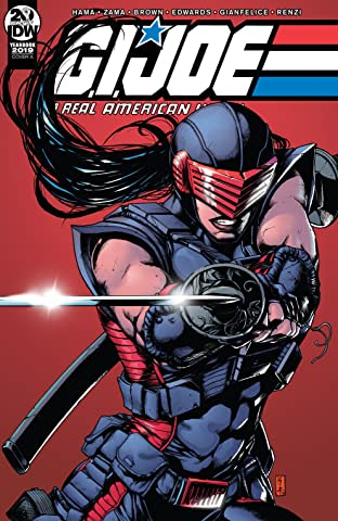 G.I. Joe: A Real American Hero: Yearbook One-Shot