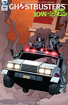 Ghostbusters: IDW 20/20