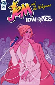 Jem and the Holograms: IDW 20/20