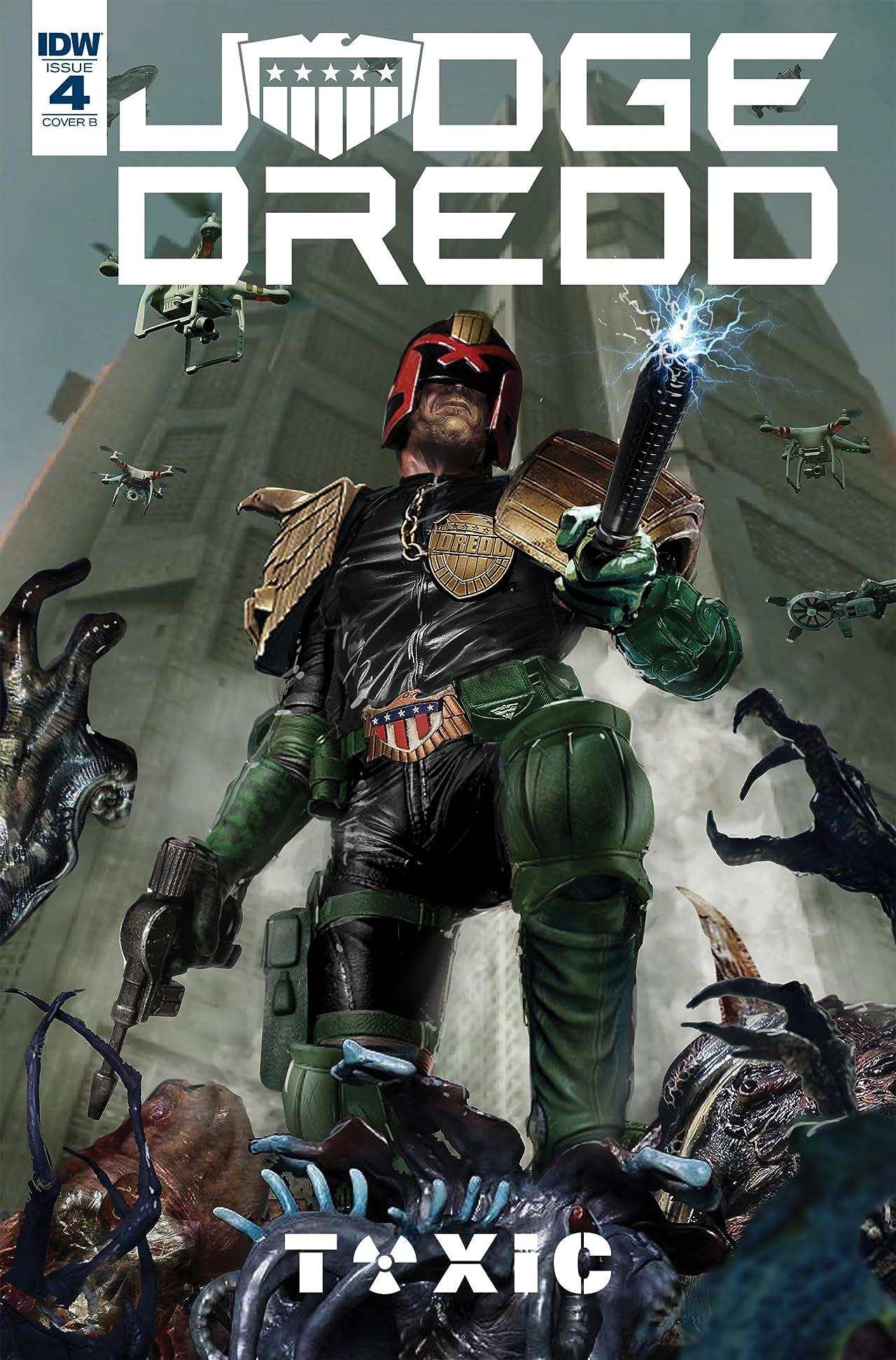 Judge Dredd: Toxic! #4