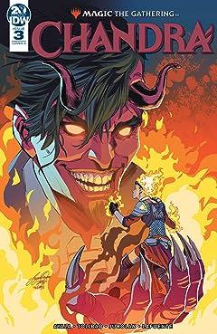 Magic: The Gathering — Chandra #3