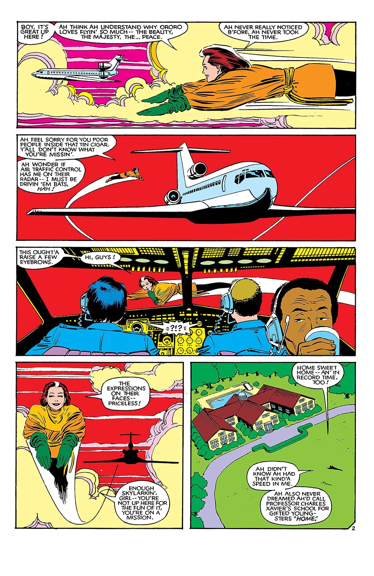 Uncanny X-Men (1963-2011) #182