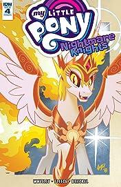 My Little Pony: Nightmare Knights #4