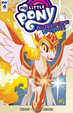 My Little Pony: Nightmare Knights #4