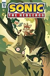 Sonic The Hedgehog (2018-) #13