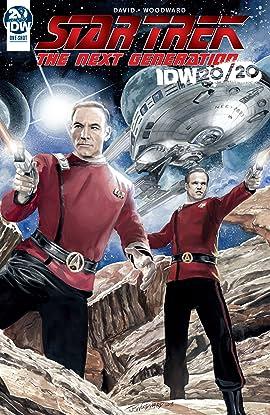 Star Trek: IDW 20/20