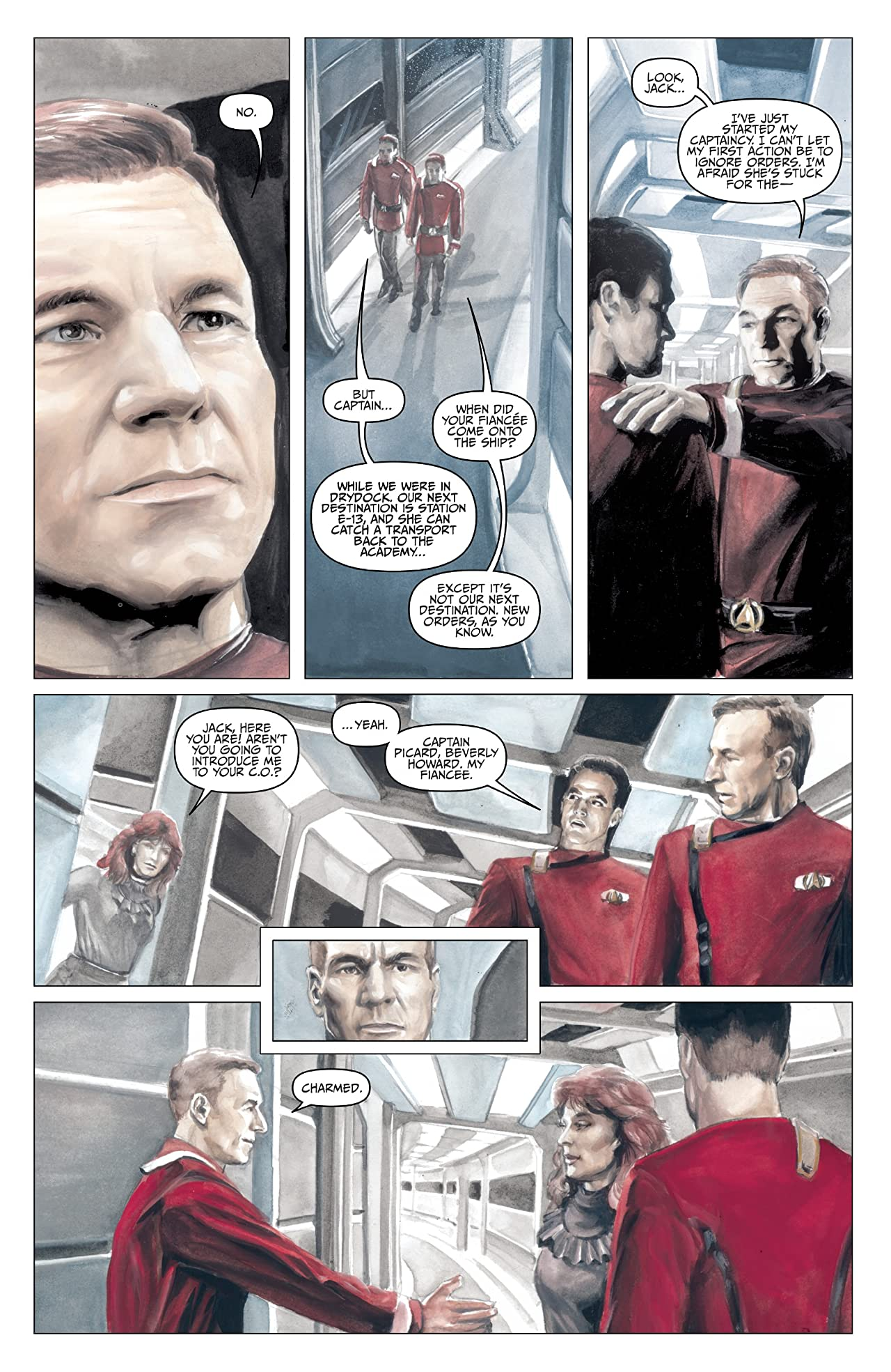 Star Trek: IDW 20/20
