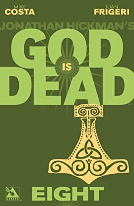 God Is Dead #8