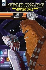 Star Wars Adventures: Flight of the Falcon