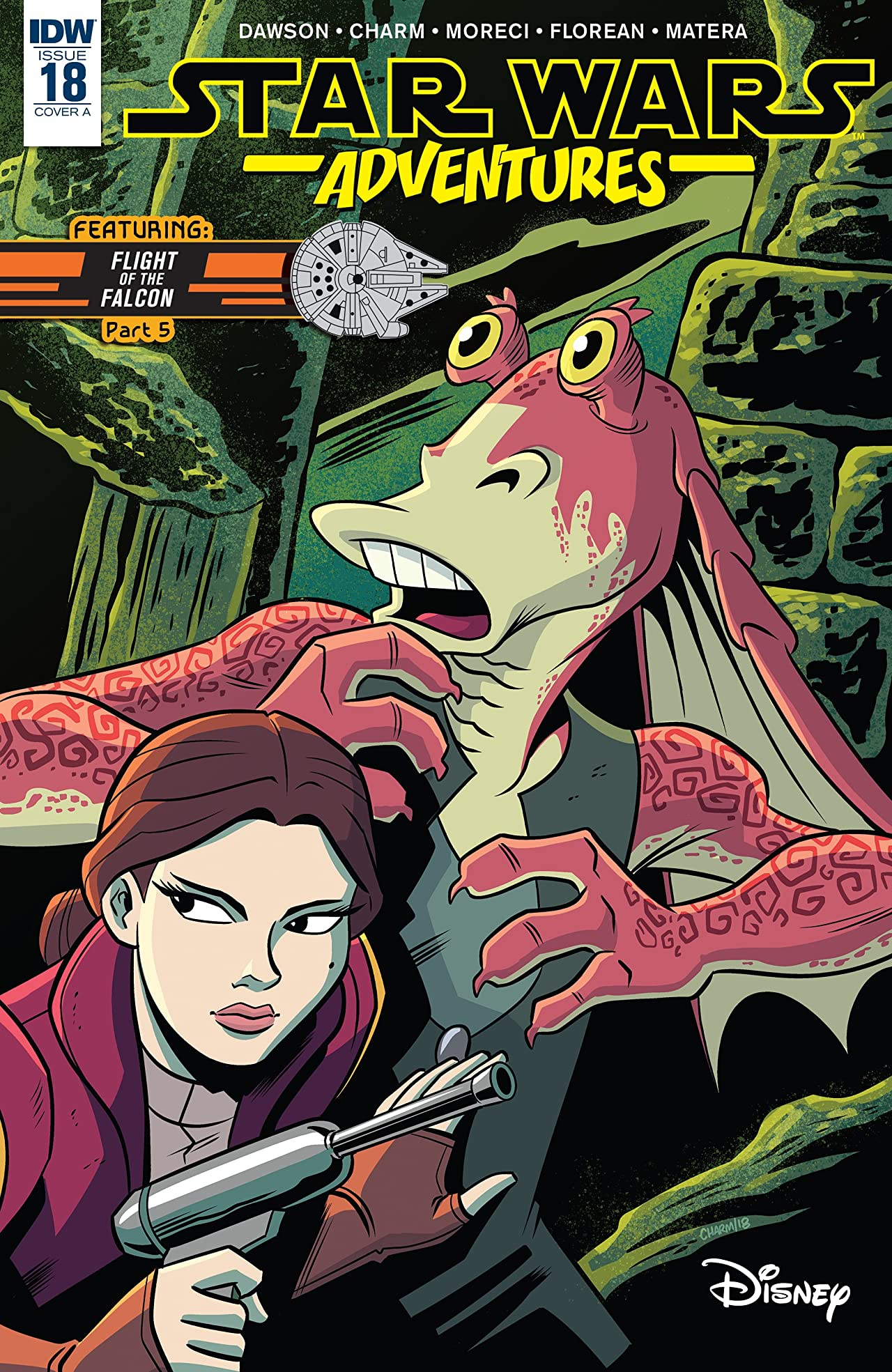 Star Wars Adventures #18