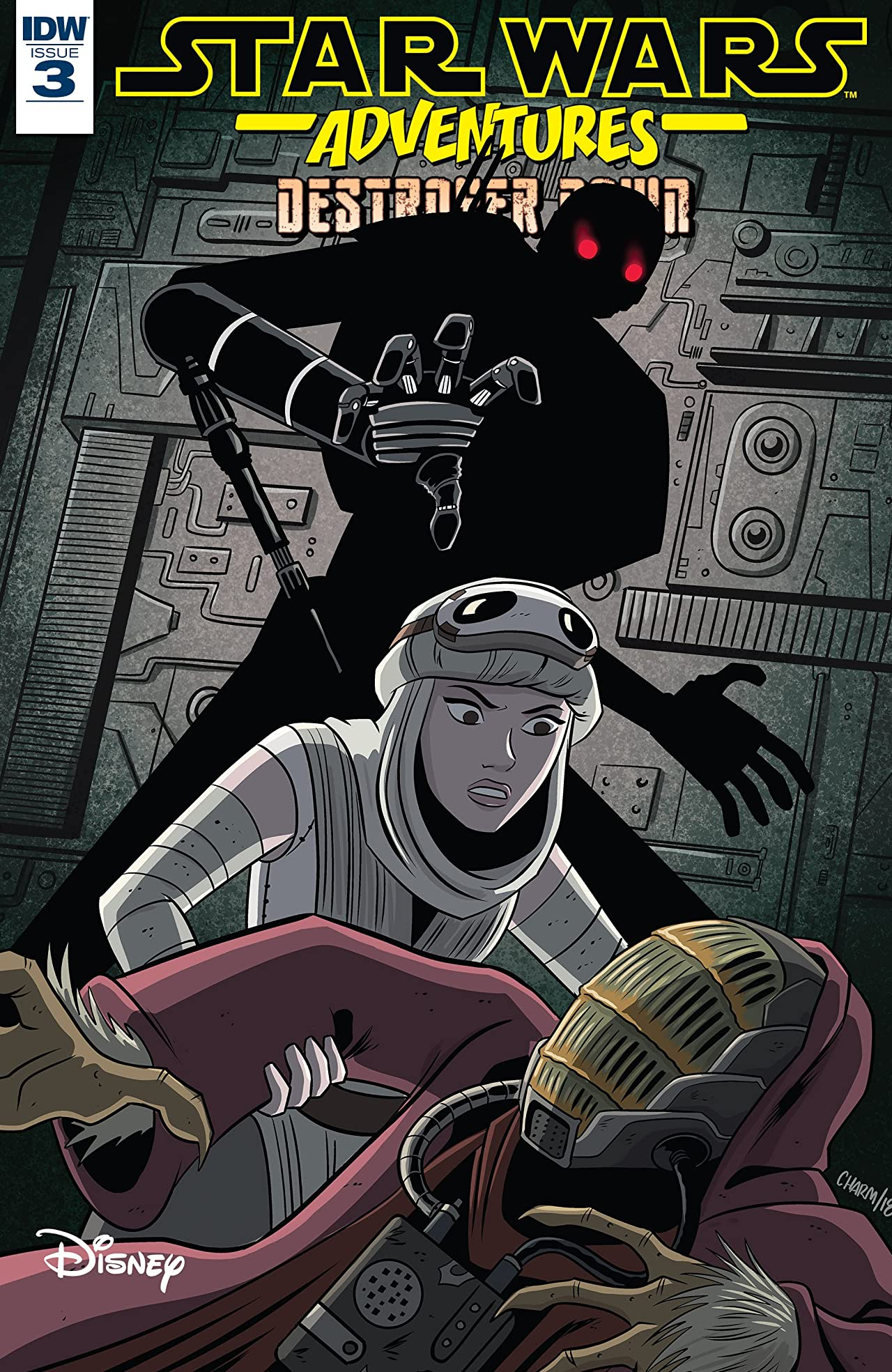 Star Wars Adventures: Destroyer Down No.3