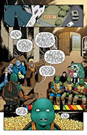 Teenage Mutant Ninja Turtles #90