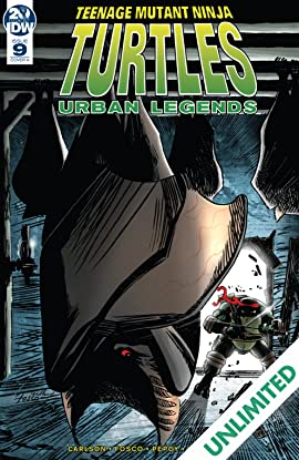 Teenage Mutant Ninja Turtles: Urban Legends #9