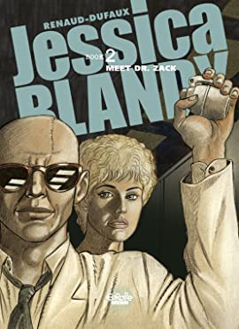 Jessica Blandy Vol. 2: Meet Dr. Zack