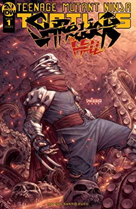 Teenage Mutant Ninja Turtles: Shredder in Hell #1 (of 5)