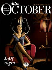 Miss October Tome 4: A Cop and a Gentleman