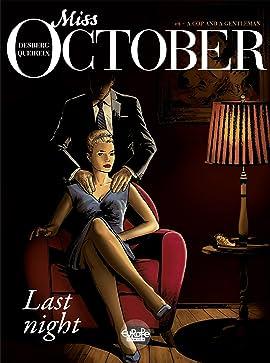 Miss October Vol. 4: A Cop and a Gentleman