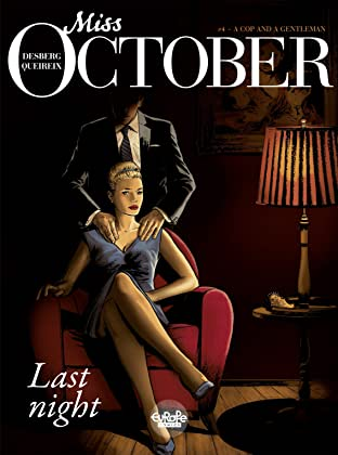 Miss October Vol. 4: A Cop and a Gentleman