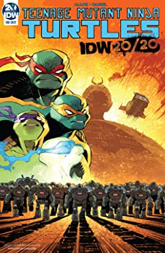 Teenage Mutant Ninja Turtles: IDW 20/20