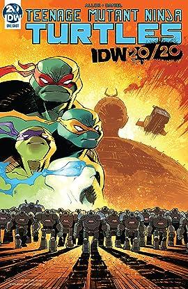 Teenage Mutant Ninja Turtles: IDW 20/20