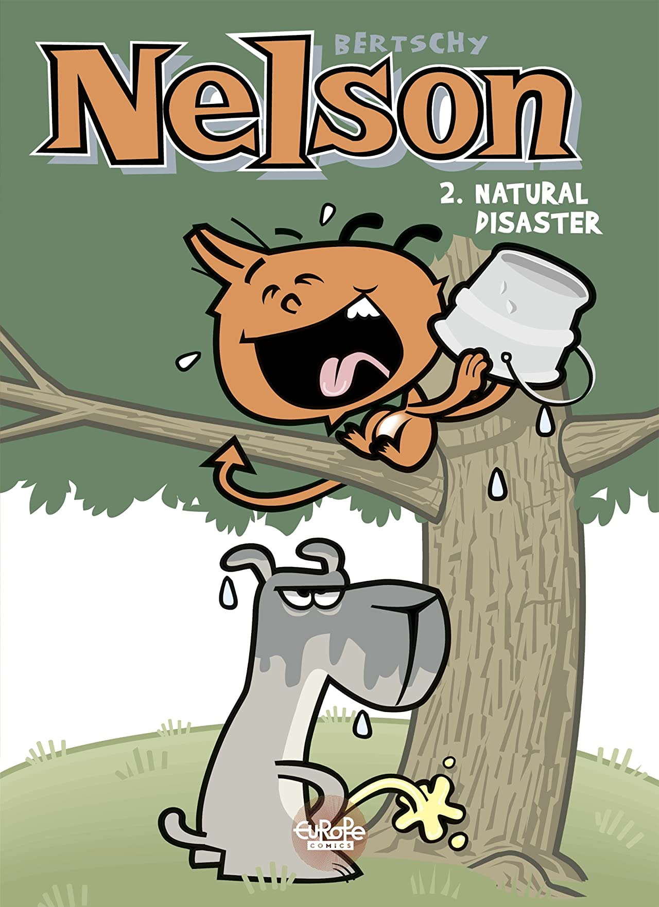 Nelson Vol. 2: Natural Disaster