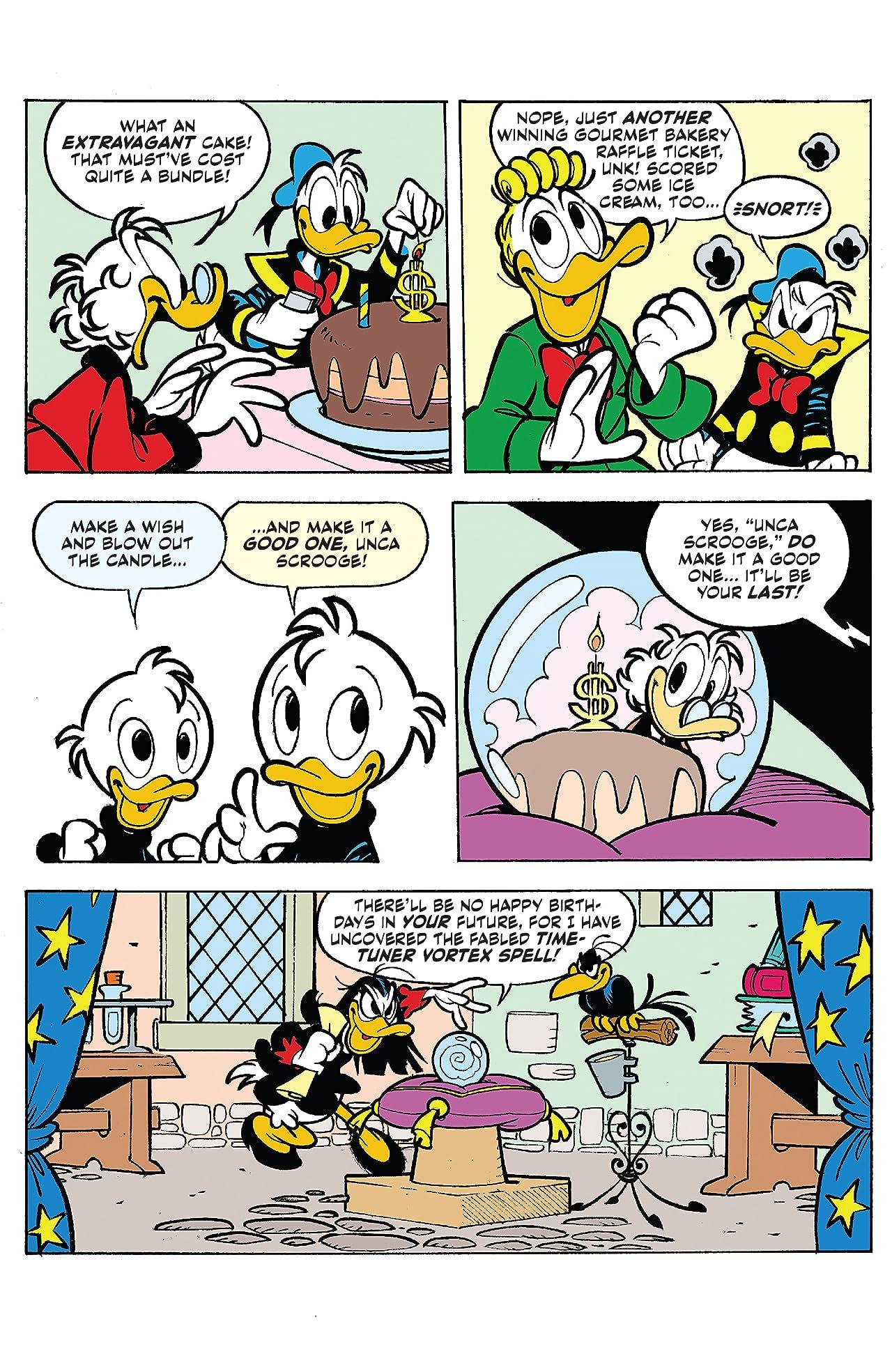 Uncle Scrooge #41