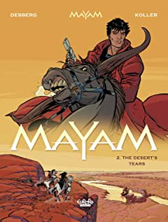 Mayam Vol. 2: The Desert's Tears