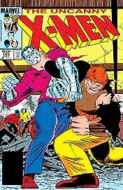 Uncanny X-Men (1963-2011) #183