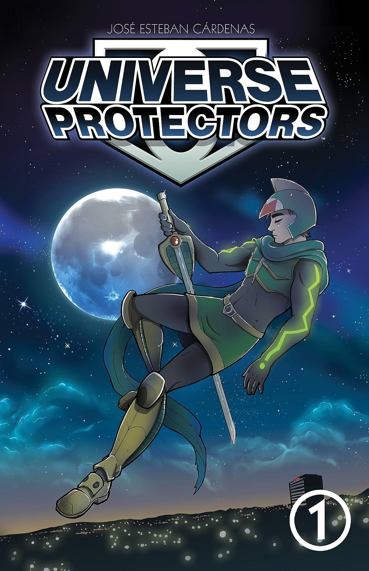 Universe Protectors #1