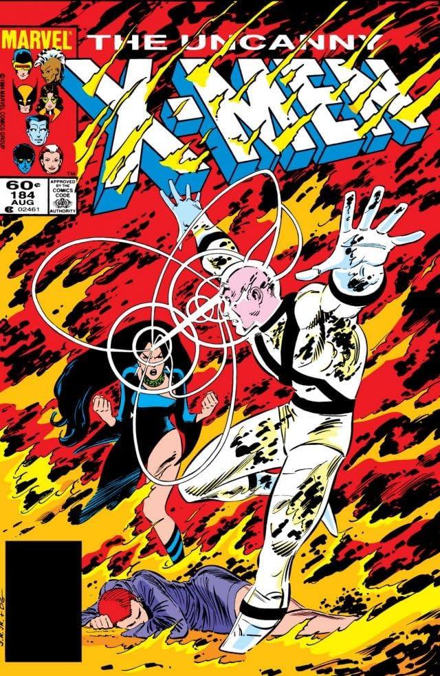 Uncanny X-Men (1963-2011) #184