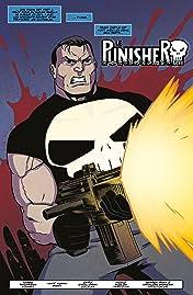 Punisher Legacy (2018) Vol. 1: War Machine