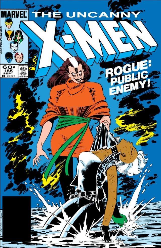 Uncanny X-Men (1963-2011) #185