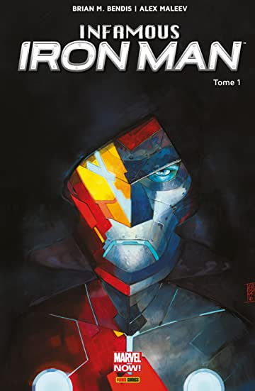 Infamous Iron Man (2016) Vol. 1: Rédemption