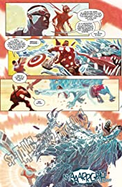 Avengers (2017) Vol. 1: Guerre totale