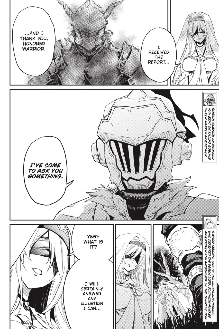 Goblin Slayer #29