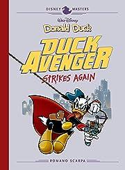 Disney Masters Vol. 8: Donald Duck: Duck Avenger Strikes Again!
