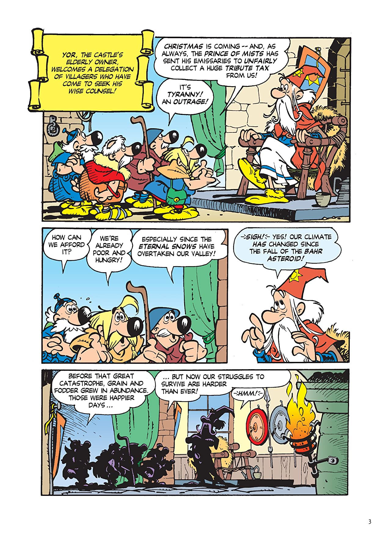 Disney Masters Vol. 9: Mickey Mouse: The Ice Sword Saga