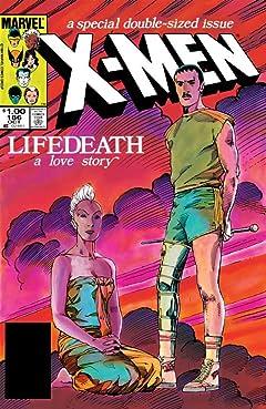 Uncanny X-Men (1963-2011) #186