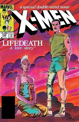 Uncanny X-Men (1963-2011) No.186