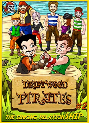 Driftwood Pirates #2